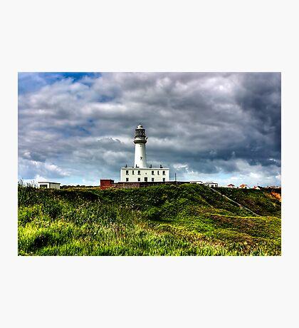 Flamborough Head Lighthouse Photographic Print