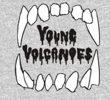Young Volcanoes by ClaudiaMelton