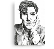 Benedict Cumberbatch - The Man out of Time Canvas Print