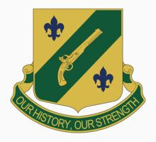 117th Military Police Battalion - Our History, Our Strength by VeteranGraphics
