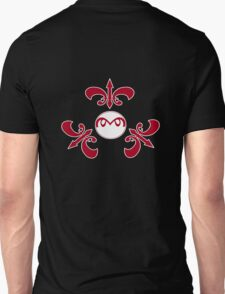 Mr.Blob crest (noob) Unisex T-Shirt