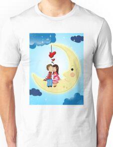 Love <3 <3 <3 <3 <3 Unisex T-Shirt