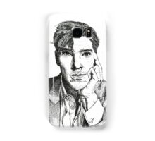 Benedict Cumberbatch - The Man out of Time Samsung Galaxy Case/Skin