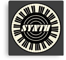 Cool Synth Canvas Print