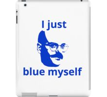 Arrested Development - Blue Myself iPad Case/Skin