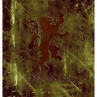 Lannister 04 [Phone Case] by Ilcho Trajkovski