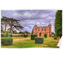 Charlecote House and Grounds Poster
