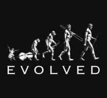 Flute Evolution Kids Tee