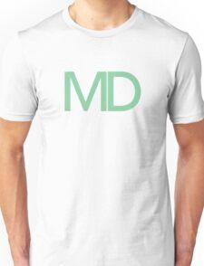 MD - Martin Danielle (CLMD) - Mint green Unisex T-Shirt