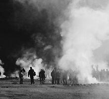 El Tatio Zombies! by Helen Morton
