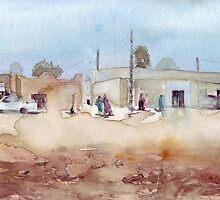 Tamanrasset Algeria by peterpeter