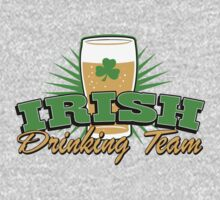 irish drinking team by mamacu