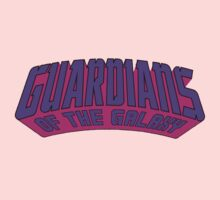 Guardians of the Galaxy Classic Logo 2 by nelder55