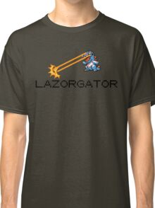 Lazorgator -  Twitch Plays Pokemon Classic T-Shirt