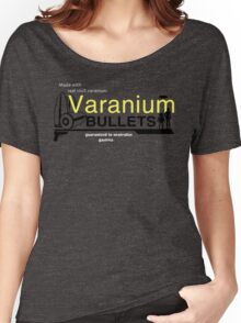 Varanium Bullets Women's Relaxed Fit T-Shirt