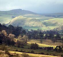 Chrome Hill Feb 2014 by Paul  Green