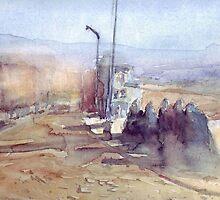 Algeria Tamanrasset by peterpeter
