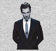 Benedict Cumberbatch by jessvasconcelos