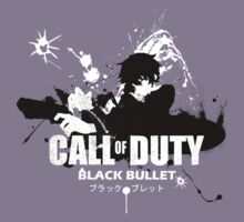 CALL OF DUTY BLACK BULLET by TheAlmightyLPZ