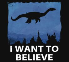 I Want to Believe in Nessie! by Blair Campbell