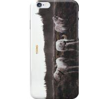 FOXING- album artwork iPhone Case/Skin