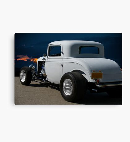 1932 Ford 'Perfecto' Coupe Canvas Print