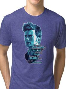 The Man Who Keeps Running - T-shirt Tri-blend T-Shirt