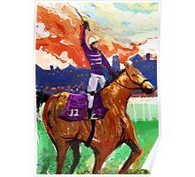 Horse Paint pt2 Poster