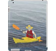 Kayak iPad Case/Skin