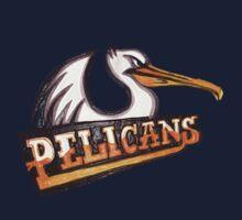 New Orleans Pelicans by nbatextile