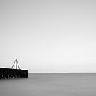 Seaford Jetty by fernblacker