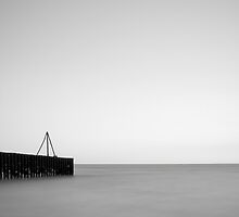 Seaford Jetty by Fern Blacker
