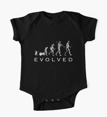 Clarinet Evolution One Piece - Short Sleeve