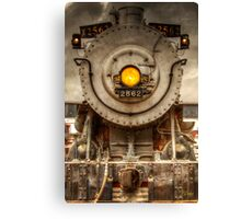 Locomotive 2562 Canvas Print