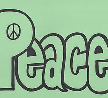 PEACE by byAngeliaJoy