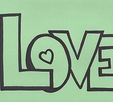 Love  by byAngeliaJoy