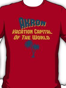 Akron Vacation Capital T-Shirt