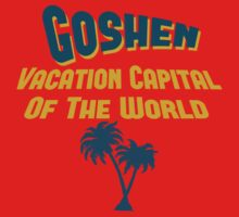 Goshen Vacation Capital Kids Clothes