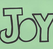 Joy   by byAngeliaJoy