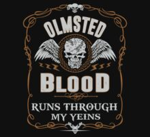 OLMSTED blood runs through your veins by kin-and-ken