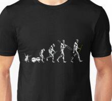 Clarinet Evolution - no tagline Unisex T-Shirt