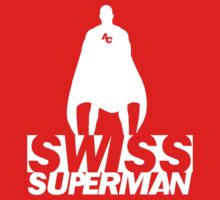 Swiss Superman by Main Event Merch