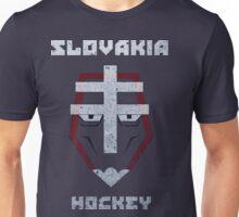 Slovakia Hockey Unisex T-Shirt