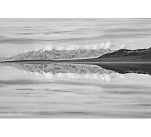 Badwater Reflection Photographic Print