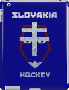 Slovakia Hockey by mightymiked
