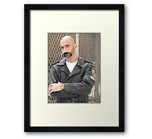 Mr Officer  Framed Print