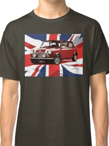 Cool Britannia Austin Mini  Classic T-Shirt