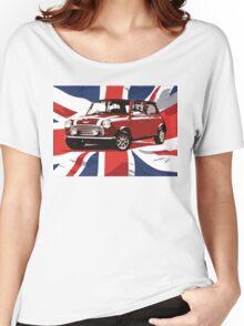 Cool Britannia Austin Mini  Women's Relaxed Fit T-Shirt