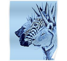 Mohawks of the Wild Kingdom Poster