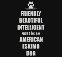 American Eskimo Dog - Friendly, Beautiful, Intelligent by Helen Green